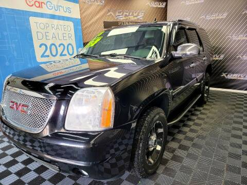 2008 GMC Yukon for sale at X Drive Auto Sales Inc. in Dearborn Heights MI