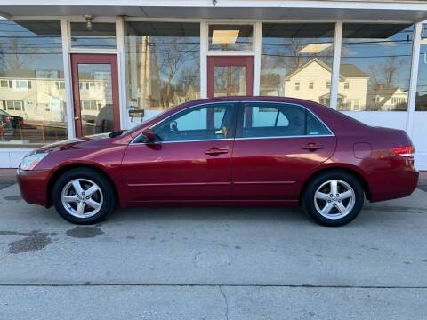 2004 Honda Accord for sale at O'Connell Motors in Framingham MA