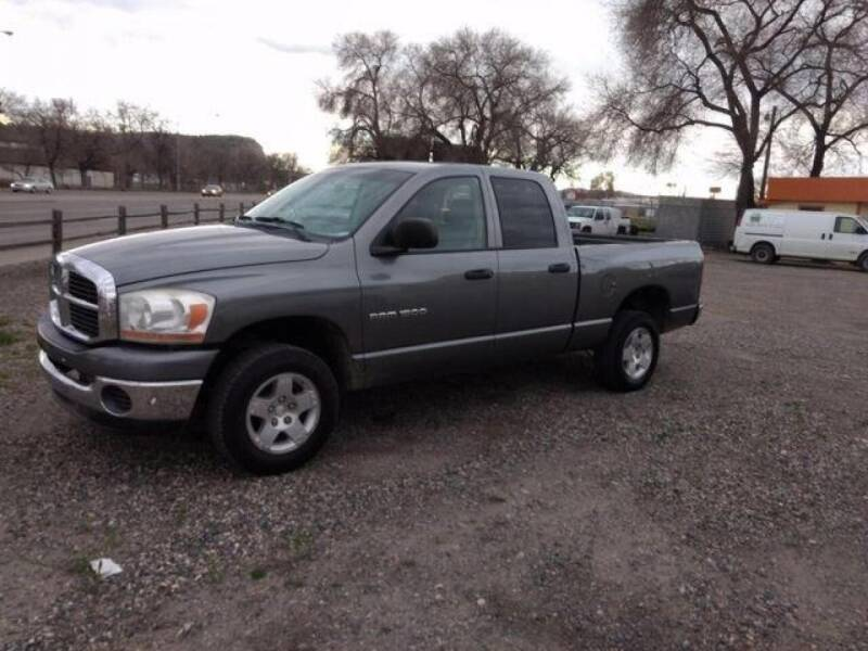 2006 Dodge Ram Pickup 1500 for sale at Acme Auto Sales & Services LLC in Billings MT