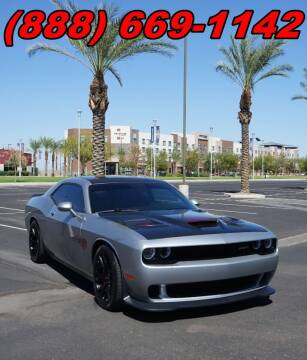 2016 Dodge Challenger for sale at Motomaxcycles.com in Mesa AZ