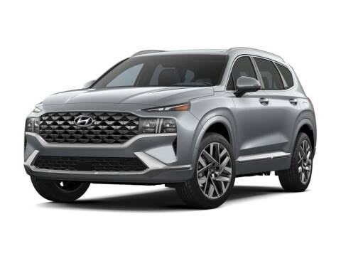 2021 Hyundai Santa Fe for sale at PHIL SMITH AUTOMOTIVE GROUP - Toyota Kia of Vero Beach in Vero Beach FL