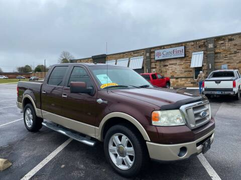 2008 Ford F-150 for sale at Preferred Auto Sales in Tyler TX