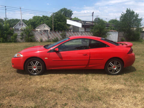 2002 Mercury Cougar for sale at Velp Avenue Motors LLC in Green Bay WI