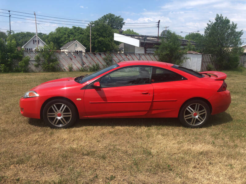 2002 Mercury Cougar for sale in Green Bay, WI