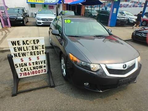 2010 Acura TSX for sale at Cedano Auto Mall Inc in Bronx NY