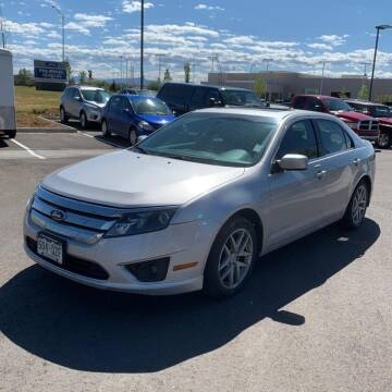 2010 Ford Fusion for sale at iDrive Auto Works in Colorado Springs CO