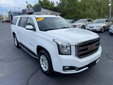 2015 GMC Yukon XL for sale at LexTown Motors in Lexington KY