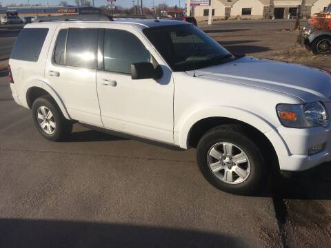 2010 Ford Explorer for sale at Bramble's Auto Sales in Hastings NE
