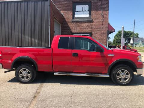 2006 Ford F-150 for sale at LeDioyt Auto in Berlin WI