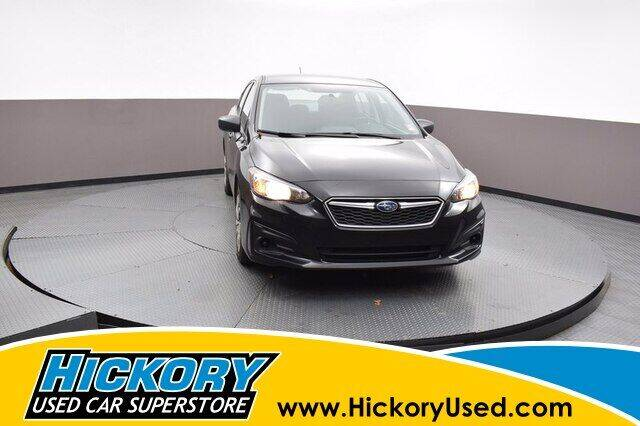 2019 Subaru Impreza for sale at Hickory Used Car Superstore in Hickory NC