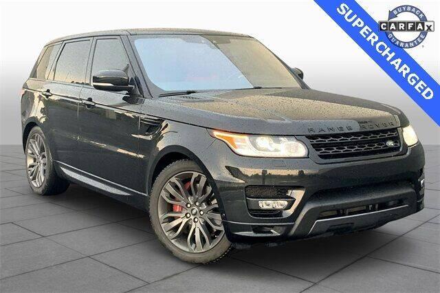 2017 Land Rover Range Rover Sport for sale in Flint, MI