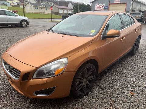 2011 Volvo S60 for sale at Trocci's Auto Sales in West Pittsburg PA