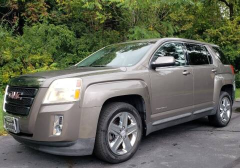 2010 GMC Terrain for sale at The Motor Collection in Columbus OH
