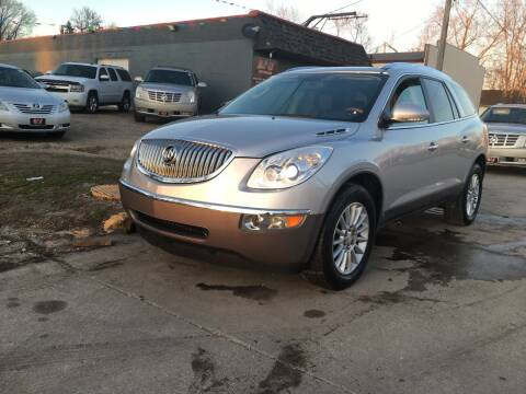 2010 Buick Enclave for sale at A & J AUTO SALES in Eagle Grove IA