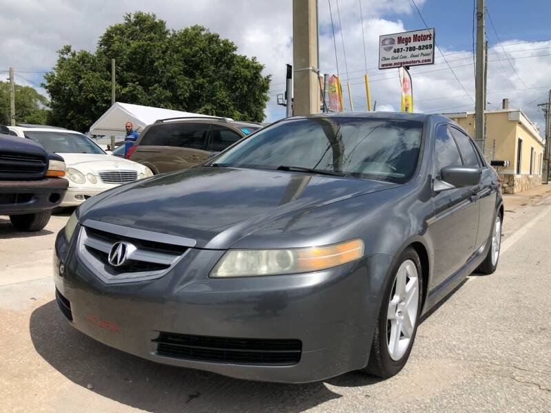2006 Acura TL for sale at Mego Motors in Orlando FL
