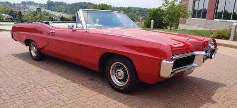 1967 Pontiac Bonneville for sale at Auto Wholesalers in Saint Louis MO