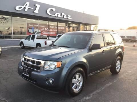 2010 Ford Escape for sale at A1 Carz, Inc in Sacramento CA