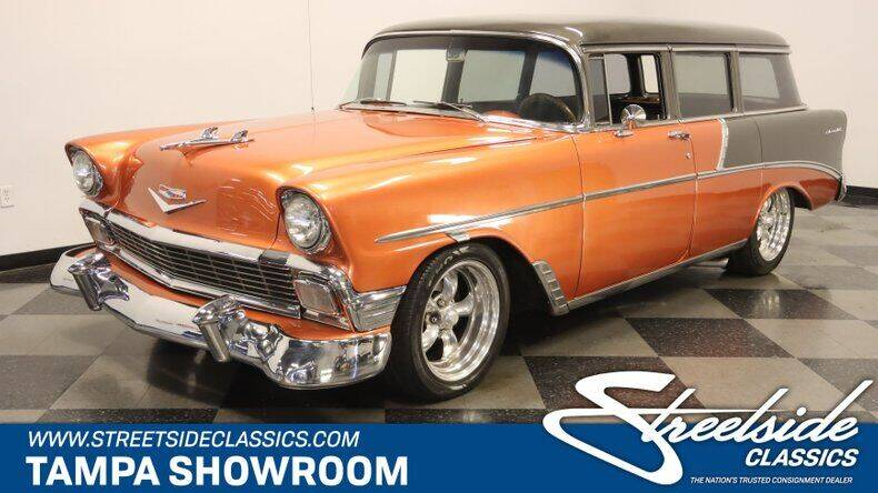1956 Chevrolet 210 for sale in Concord, NC