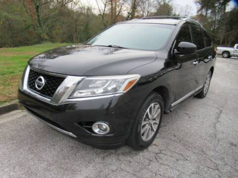 2013 Nissan Pathfinder for sale at Southern Auto Solutions - Georgia Car Finder - Southern Auto Solutions - 1st Choice Autos in Marietta GA
