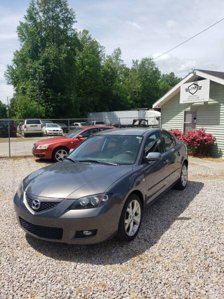 2008 Mazda MAZDA3 for sale at JM Car Connection in Wendell NC
