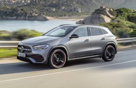 2021 Mercedes-Benz GLA for sale at Diamante Leasing in Brooklyn NY