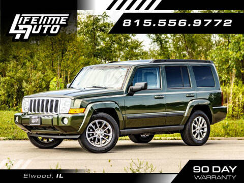 2007 Jeep Commander for sale at Lifetime Auto in Elwood IL