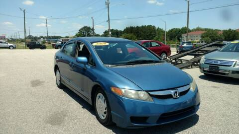 2009 Honda Civic for sale at Kelly & Kelly Supermarket of Cars in Fayetteville NC