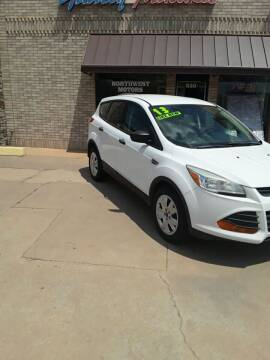 2013 Ford Escape for sale at NORTHWEST MOTORS in Enid OK