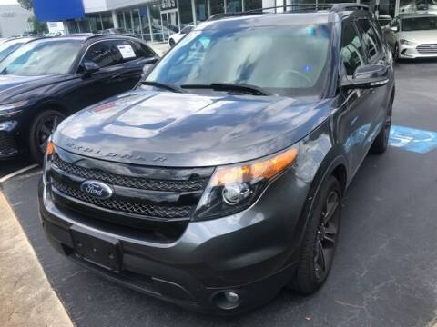 2015 Ford Explorer for sale at Southern Auto Solutions-Jim Ellis Hyundai in Marietta GA