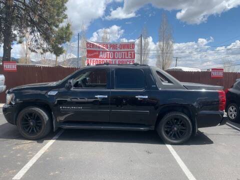 2007 Chevrolet Avalanche for sale at Flagstaff Auto Outlet in Flagstaff AZ