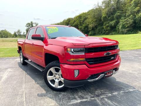 2017 Chevrolet Silverado 1500 for sale at A & S Auto and Truck Sales in Platte City MO