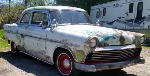 1954 Ford Crestline for sale at Jack Mansur's Auto LLC in Pelham NH