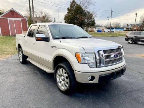2009 Ford F-150 for sale at ANZ AUTO CONCEPTS LLC in Fredericksburg VA