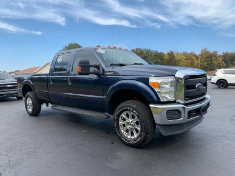 2016 Ford F-250 Super Duty for sale at FAIRWAY AUTO SALES in Washington MO