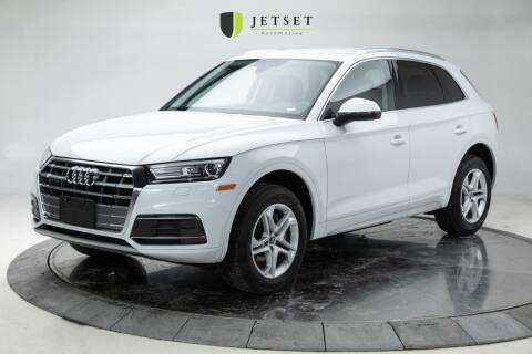 2019 Audi Q5 for sale at Jetset Automotive in Cedar Rapids IA