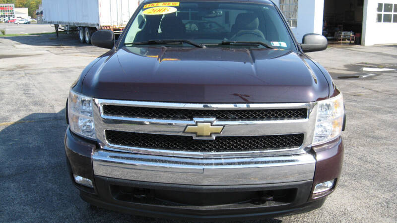 2008 Chevrolet Silverado 1500 for sale at SHIRN'S in Williamsport PA