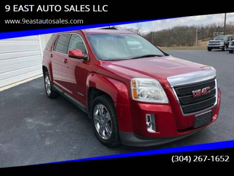 2013 GMC Terrain for sale at 9 EAST AUTO SALES LLC in Martinsburg WV
