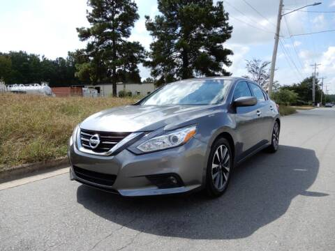 2017 Nissan Altima for sale at United Traders Inc. in North Little Rock AR
