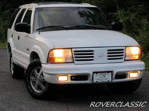 1999 Oldsmobile Bravada for sale at Isuzu Classic in Cream Ridge NJ
