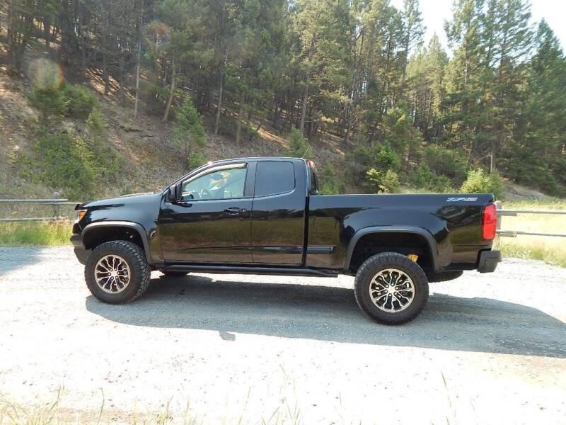 2018 Chevrolet Colorado for sale in Butte, MT
