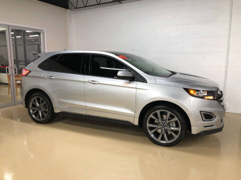 2017 Ford Edge for sale at Fox Valley Motorworks in Lake In The Hills IL
