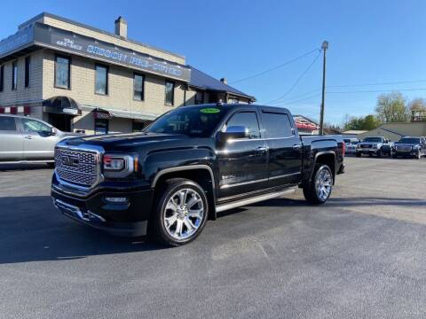 2017 GMC Sierra 1500 for sale at Sisson Pre-Owned in Uniontown PA