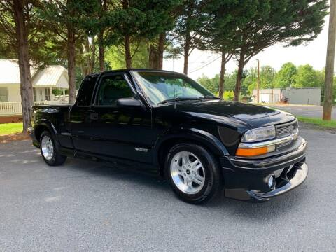 2003 Chevrolet S-10 for sale at Mike's Wholesale Cars in Newton NC