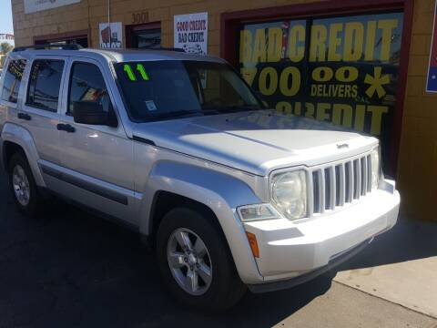 2011 Jeep Liberty for sale at Sunday Car Company LLC in Phoenix AZ
