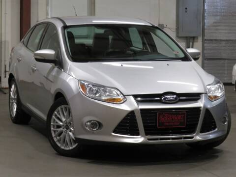 2012 Ford Focus for sale at CarPlex in Manassas VA
