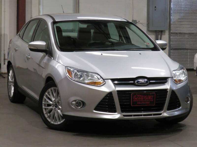 2012 Ford Focus for sale at CarPlex in Manassas VA