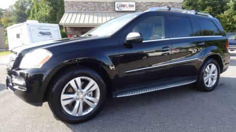 2010 Mercedes-Benz GL-Class for sale at Driven Pre-Owned in Lenoir NC