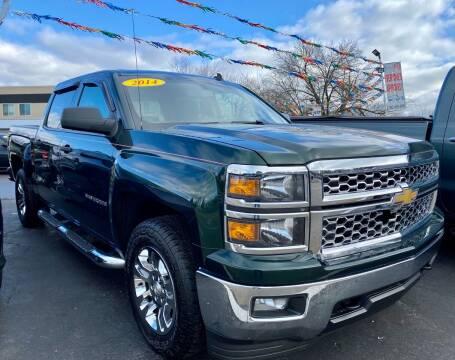 2014 Chevrolet Silverado 1500 for sale at WOLF'S ELITE AUTOS in Wilmington DE