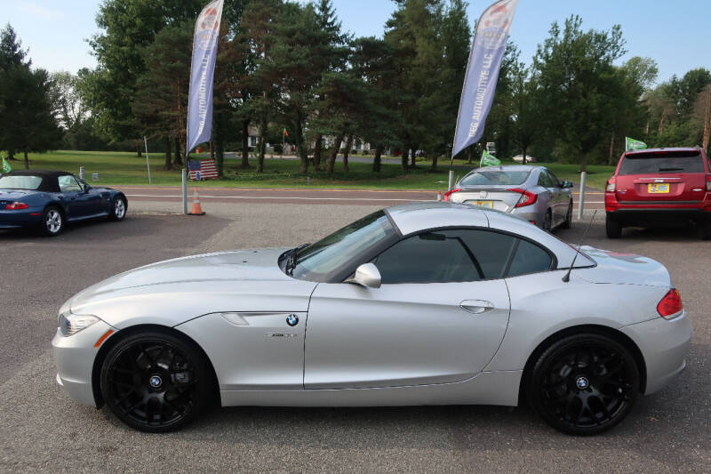 2009 BMW Z4 for sale at GEG Automotive in Gilbertsville PA