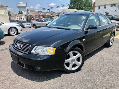 2004 Audi A6 for sale at Majestic Auto Trade in Easton PA